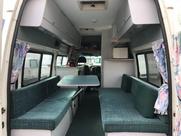 2001 Ford Transit Campervan Motorhome