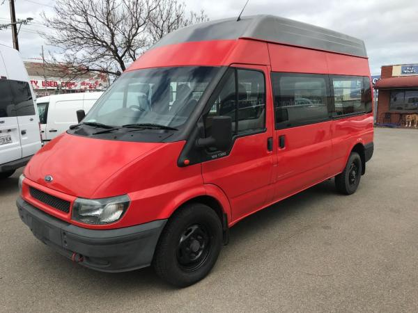 2004 Ford Transit Perfect Camper Project
