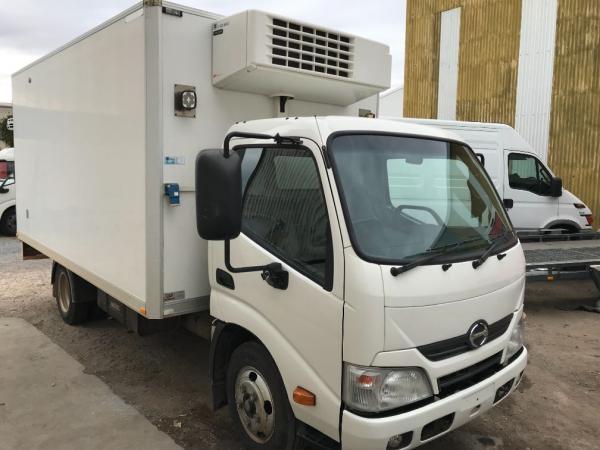 2016 Hino 300 616 Dutro Refrigerated 300