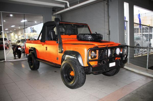 1988 Land Rover PERENTIE  4X4 SPORT