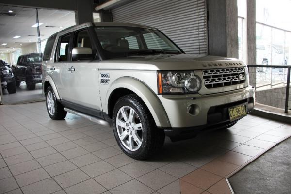 2011 Land Rover DISCOVERY 4  3.0 SDV6 SE