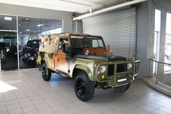 1988 Land Rover PERENTIE  FFR