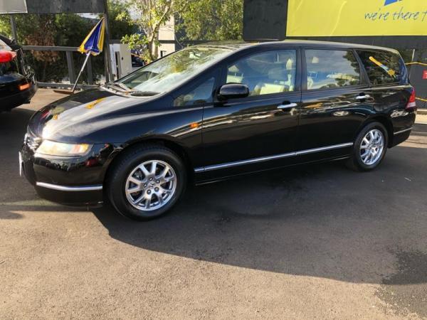 2006 HONDA Odyssey 4th Gen Luxury Wagon 7st 5dr Spts Auto 5sp 2.4i