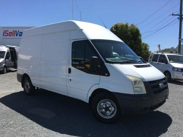 2010 FORD TRANSIT HIGH ROOF