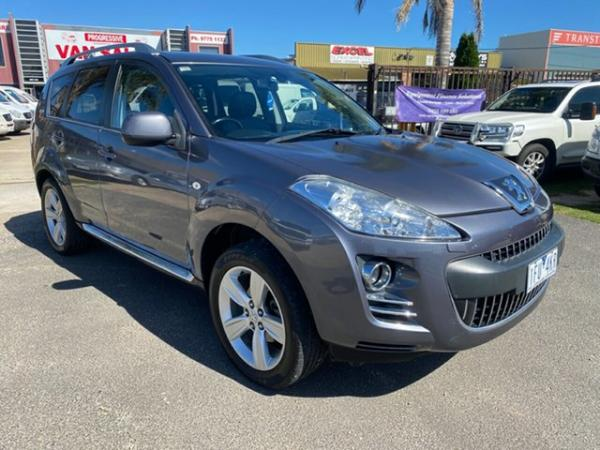 2011 Peugeot 4007 7 SEATER Diesel Charcoal 5 Speed Automatic