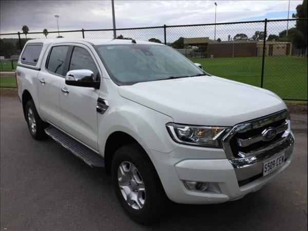 2016 FORD RANGER XLT 3.2 (4x4) PX MKII MY17