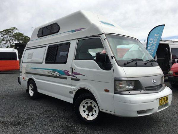 2001 MAZDA E2000 Campervan