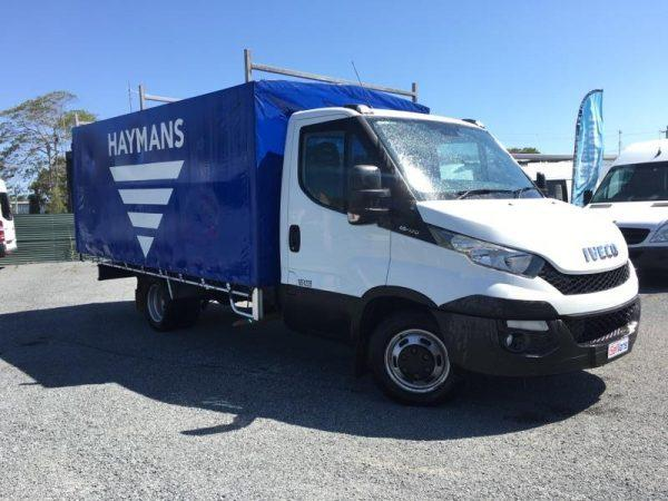 2015 IVECO DAILY 45-170