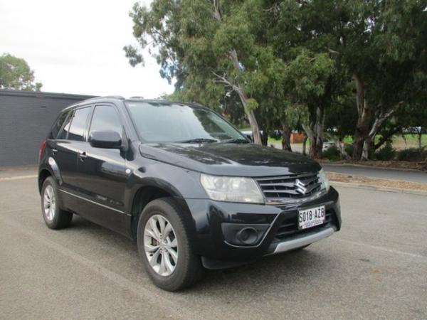 2013 Suzuki Grand Vitara JB MY13 Black 4 Speed Automatic