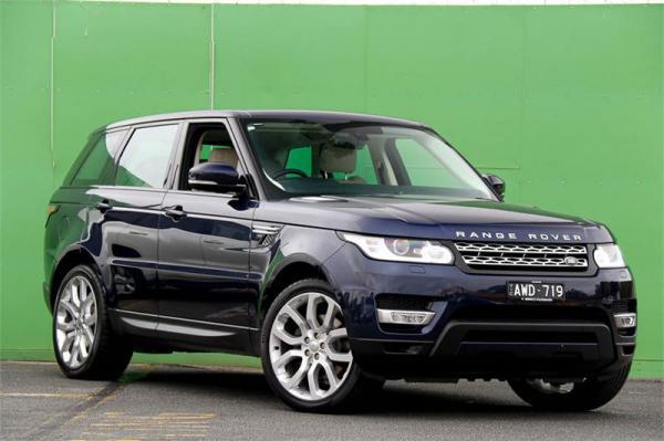 2014 Land Rover Range Rover Sport V6SC HSE L494 MY14.5