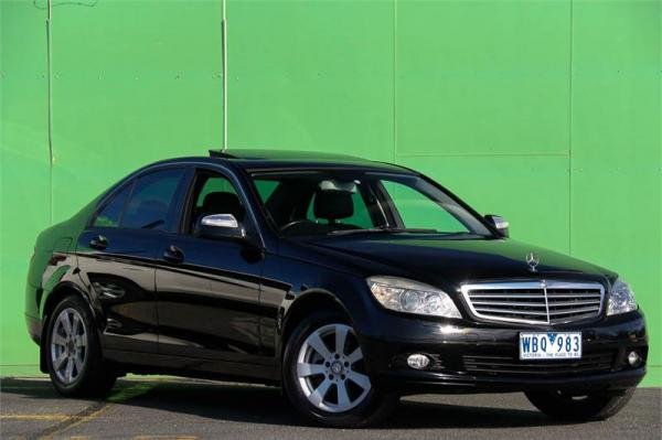 2007 Mercedes-Benz C-Class C220 CDI Elegance W204
