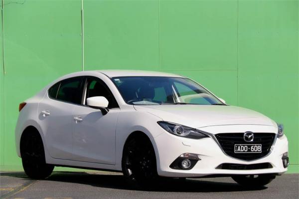 2015 Mazda 3 SP25 BM5238