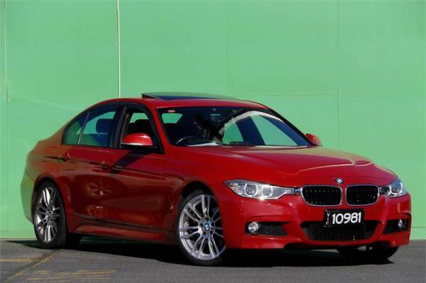 2013 BMW 3 Series 320i F30 MY1112
