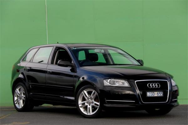 2012 Audi A3 Attraction 8P MY12