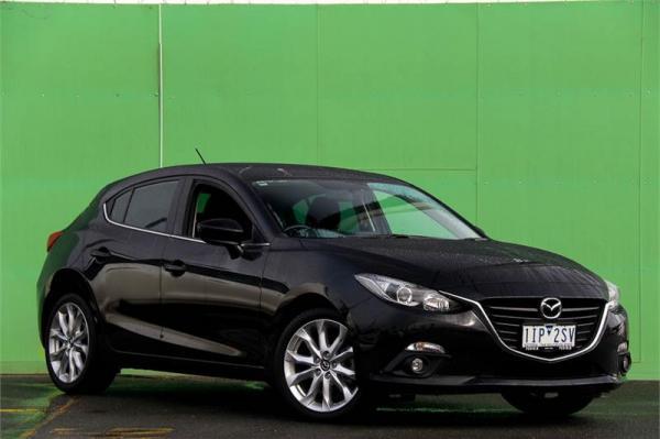2016 Mazda 3 SP25 BM5438