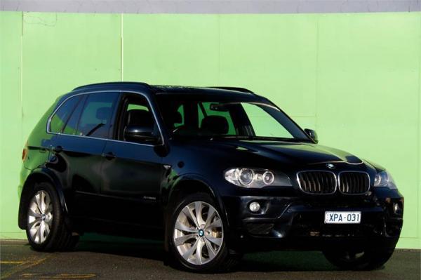 2010 BMW X5 xDrive30d E70 MY10