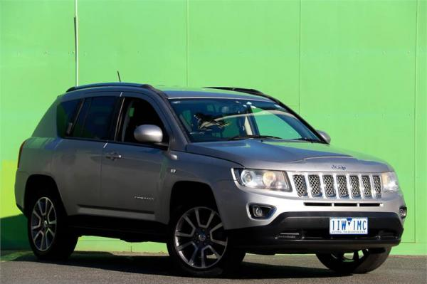 2014 Jeep Compass Limited MK MY14