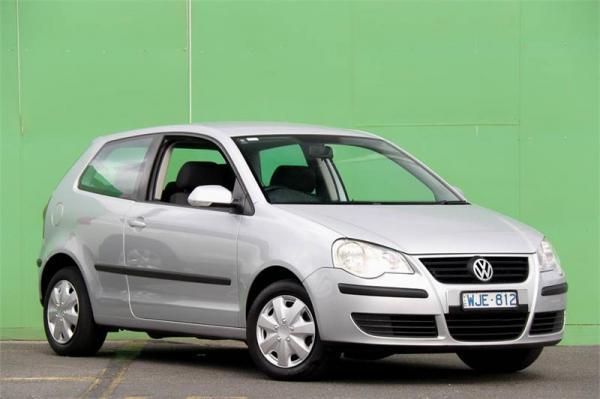 2008 Volkswagen Polo Club 9N MY2008