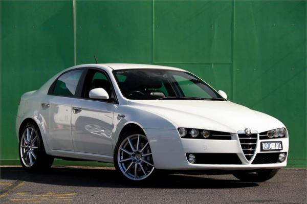 2012 Alfa Romeo 159 JTS Ti MY09