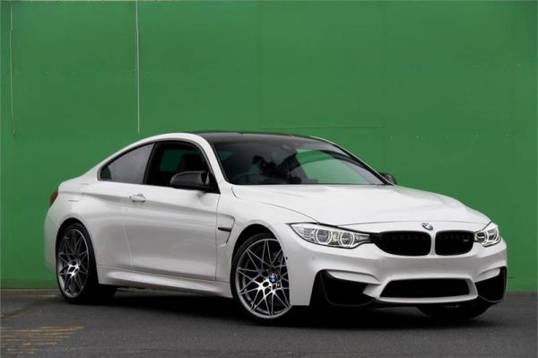 2016 BMW M4 Competition F82