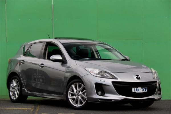 2013 Mazda 3 SP25 BL10L2 MY13
