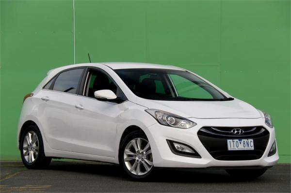 2014 Hyundai i30 Elite GD MY14