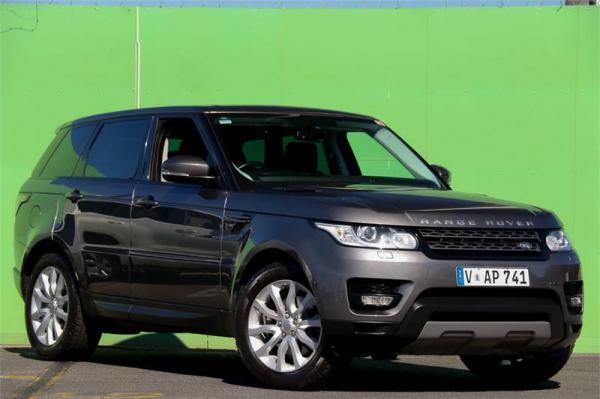 2014 Land Rover Range Rover Sport SDV6 SE L494 15.5MY