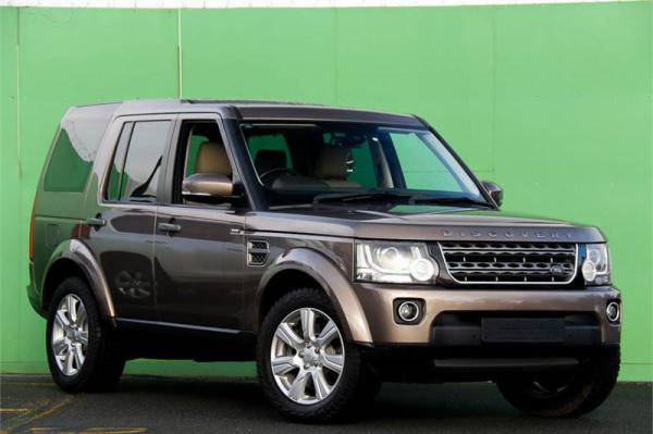 2015 Land Rover Discovery SDV6 SE Series 4 L319 MY16