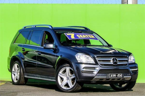 2012 Mercedes-Benz GL450 CDI X164 MY11