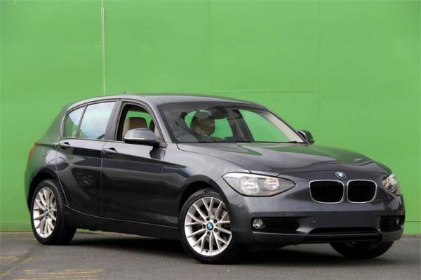 2013 BMW 1 Series 118i F20