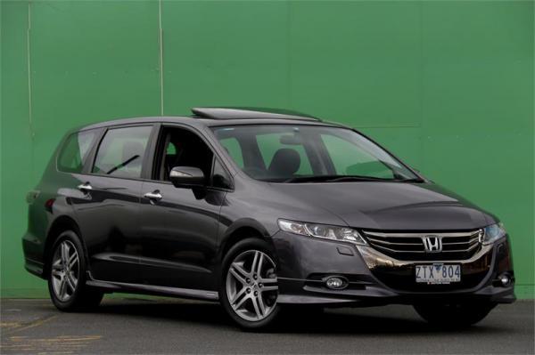 2013 Honda Odyssey Luxury 4th Gen MY13