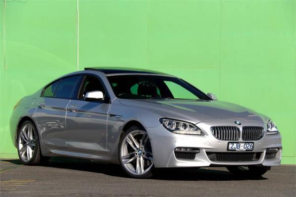 2012 BMW 6 Series 650i F06 MY0712