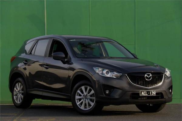 2014 Mazda CX-5 Maxx Sport KE1071 MY14