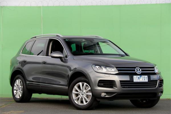 2013 Volkswagen Touareg 150TDI 7P MY13