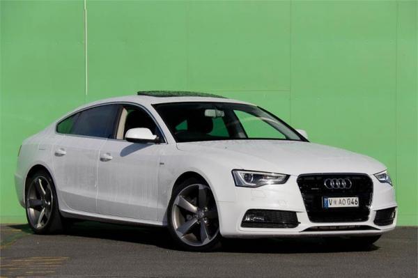 2014 Audi A5 8T MY15