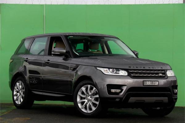 2014 Land Rover Range Rover Sport TDV6 SE L494 MY14.5