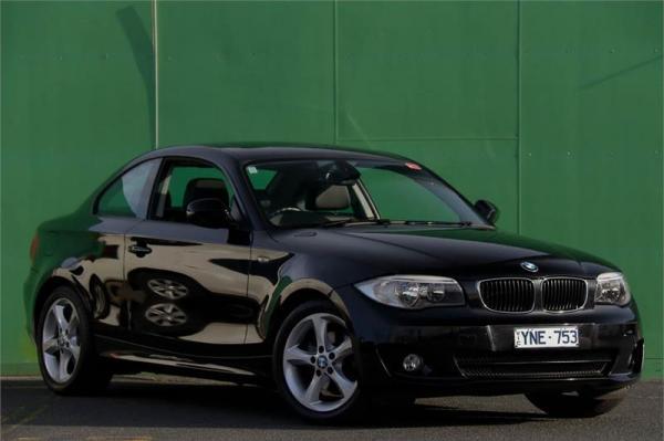 2011 BMW 1 Series 120i E82 LCI MY0911
