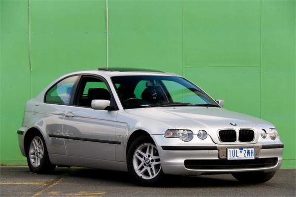 2001 BMW 3 Series 316ti E46 5