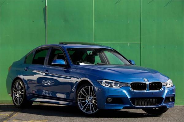 2015 BMW 3 Series 330i M Sport F30 LCI