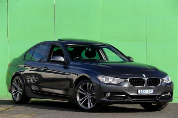 2013 BMW 3 Series 320d F30 MY0813