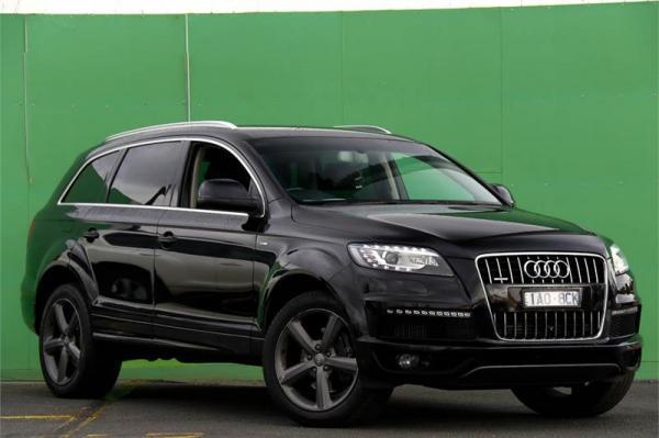 2013 Audi Q7 TDI 4L MY14