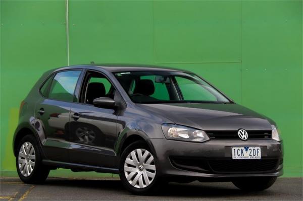 2014 Volkswagen Polo Trendline 6R MY14