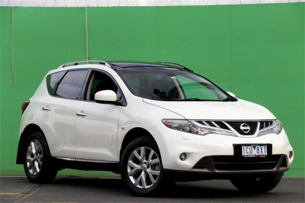 2013 Nissan Murano Ti Z51Series 3