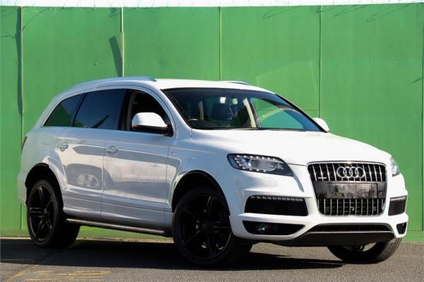 2014 Audi Q7 TDI 4L MY14