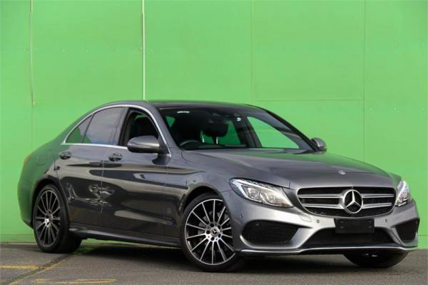 2017 Mercedes-Benz C-Class C200 W205 807 057MY