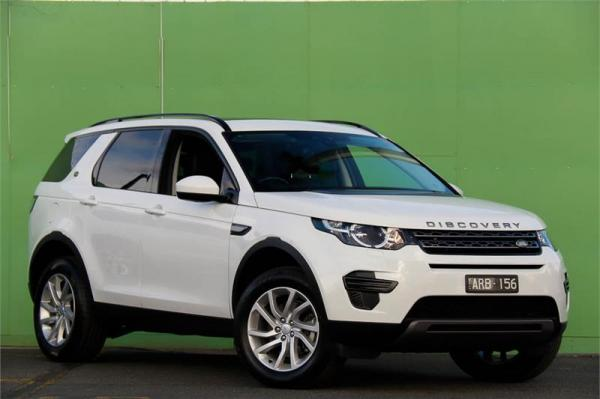 2017 Land Rover Discovery Sport TD4 180 SE L550 17MY