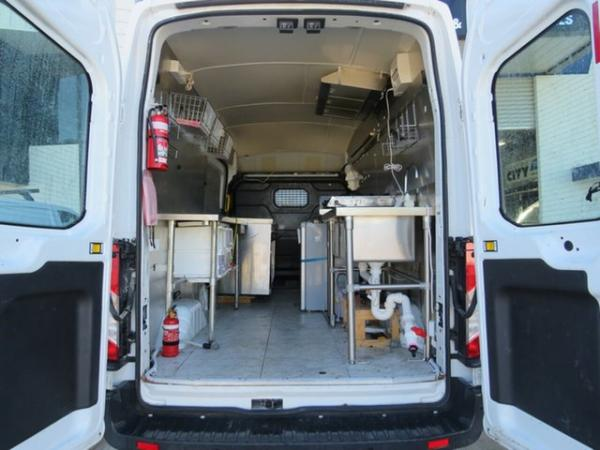 2014 Ford Transit FOOD CATERING