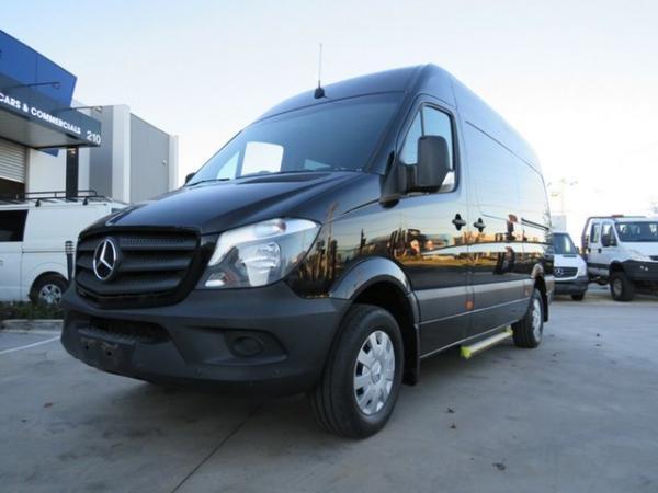 2017 Mercedes-Benz Sprinter Transfer Mini