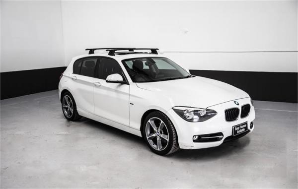 2012 BMW 1 5D HATCHBACK 18i F20