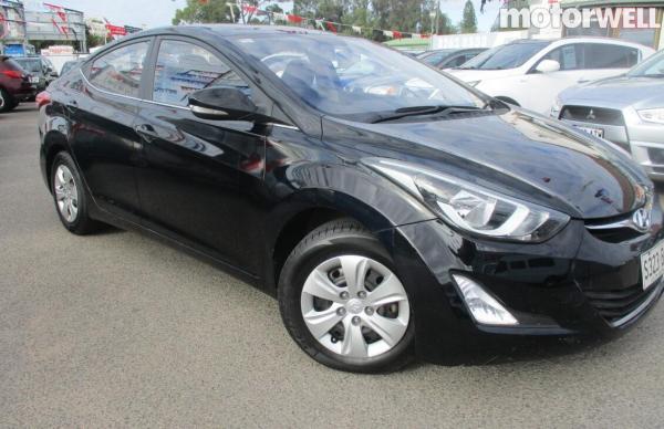 2015 Hyundai Elantra Active 2015 Auto